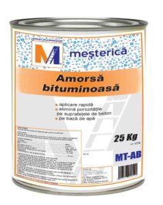 Mesterica Amorsa Bituminoasa