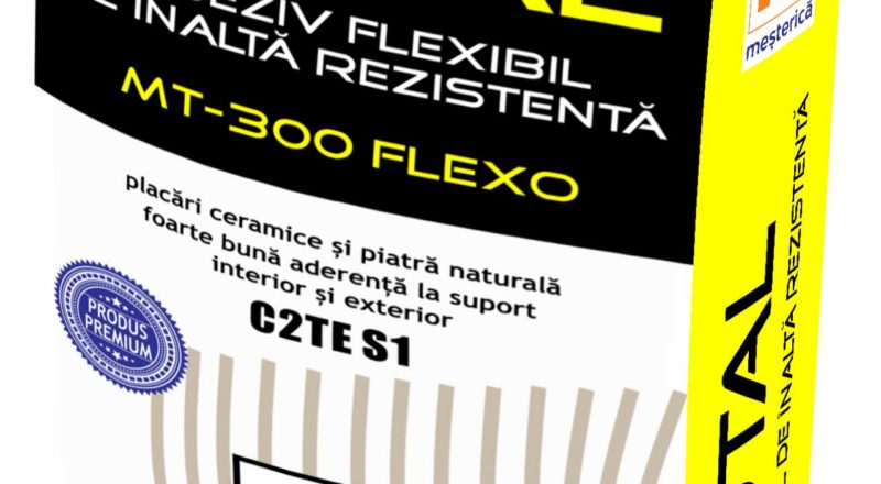 Mesterica adeziv Flexibil