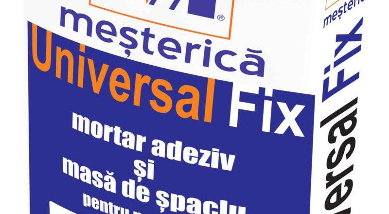 Mesterica universal Fix